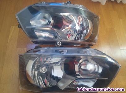 Vendo faros delanteros nuevos vw t5 ..2010