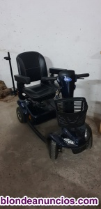 Scooter eléctrico invacare leo 4r