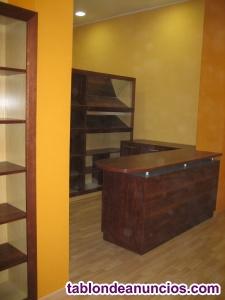 Mobiliario para comercio (9 pieza)