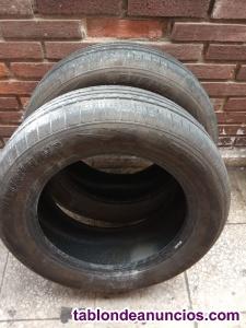 Neumáticos totalmente nuevos