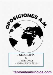 Preparador oposiciones geo. E historia