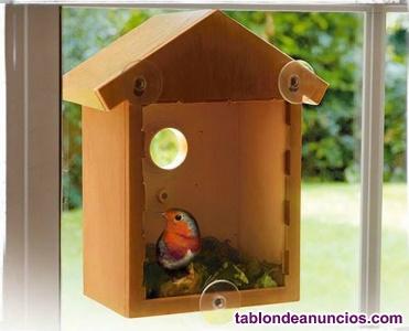 Caja nido para ventana