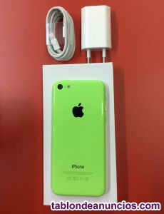 IPhone 5c/32gb VERDE