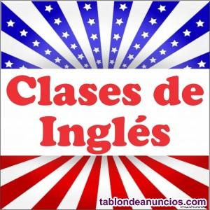 Clases particulares de inglés para primari y secundaria