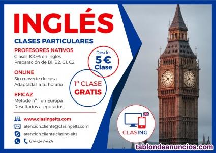 Academia de inglés online en albacete