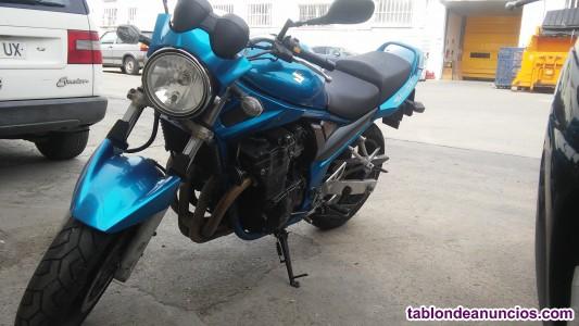 Suzuki Bandit 650 ocasion, urge