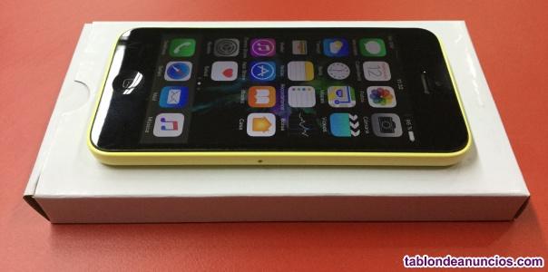 Iphone 5c/16 gb. Amarillo