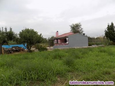 Terreno con edificación