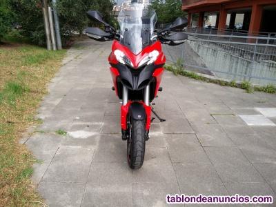 Vendo moto Ducati Multistrada 1200 S Touring año 2013