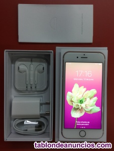 IPhone 6s/32gb. Color ROSA