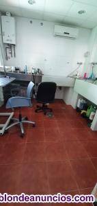 Traspaso veterinaria, peluquería animales y tienda