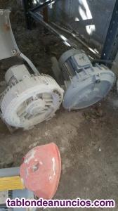 Turbina de presion de 2,50 kw