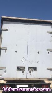Caja cerrada de 6 metros para camion
