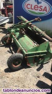 Desbrozadora para tractor
