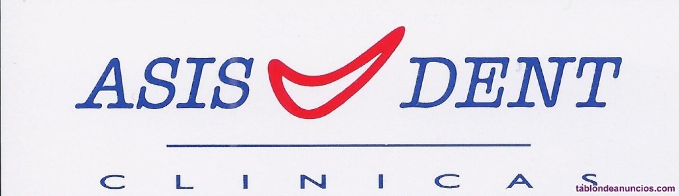 Higienista dental y auxiliar de clínica sin experiencia