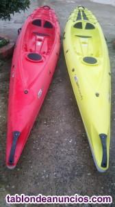 Kayaks bic scapa como nuevos