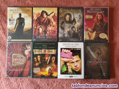 Pack Películas DVD