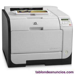 Lote impresoras hp laserjert pro m451dn