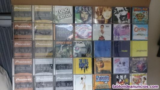 LOTE CD Y DVD