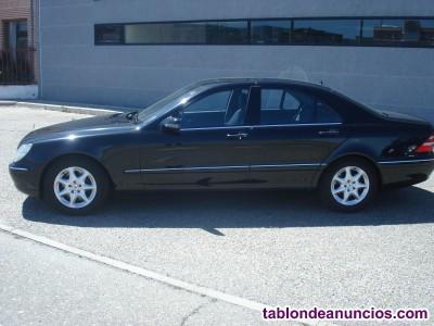 Mercedes s 400 cdi corto