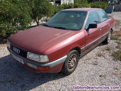 Audi 90 2.3 e 133 cv.