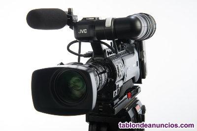 Vendo videocamara  hd  jvc gy-hm 750 e