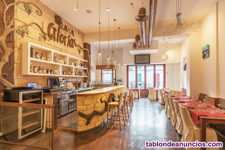 Restaurante centro palma de mallorca