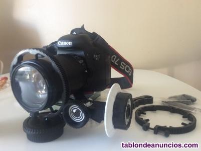 Canon eos 7d i