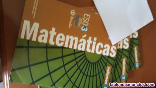 Matemáticas 3º eso