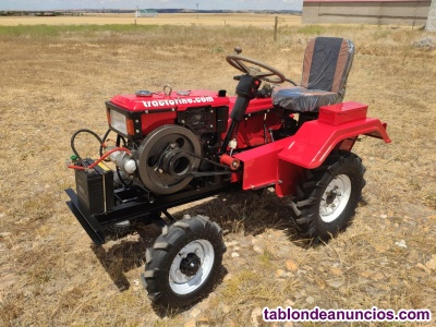Minitractor Tractorino l18 nuevos
