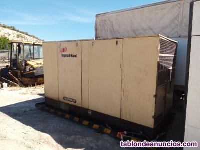 Compresor tornillo Ingersoll Rand M132