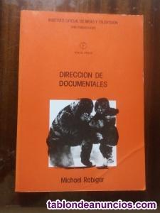 Direccion de documentales