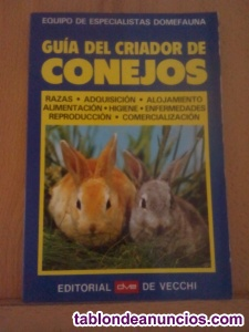 Guía del criador de conejos