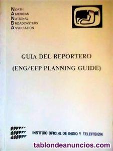 Guía del reportero (eng/efp planning guide) vintage