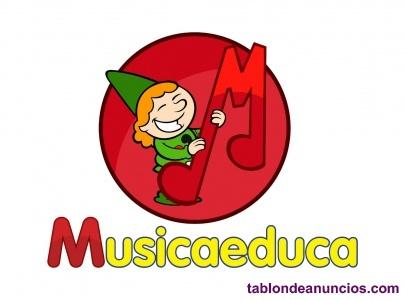 Oferta pianistas titulados con magisterio musical, infantil o primaria.