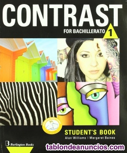 Contrast For Bachillerato 1. Student's Book