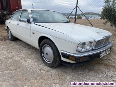 Se vende Jaguar XJ6