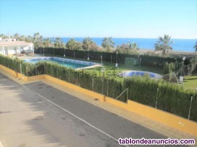 Alquiler apartamento en 1 linea playa