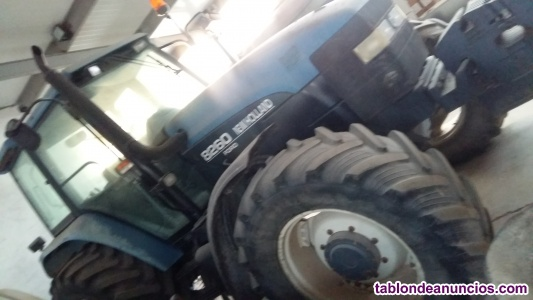 New holland dt - 8260