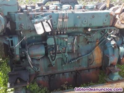 Motor marino volvo td122
