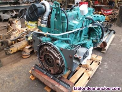 Motor volvo d6a180