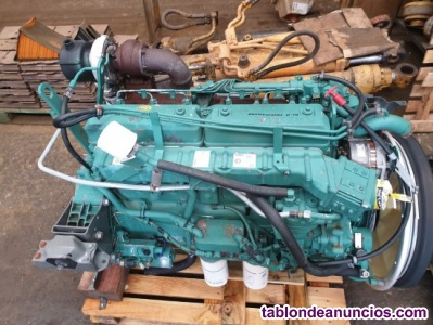 Motor para volvo fl6-18