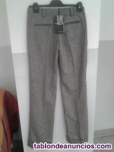 Lote de pantalones, blusas, tops, faldas