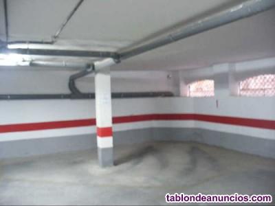 Alquilo plaza de aparcamiento en el realejo de granada