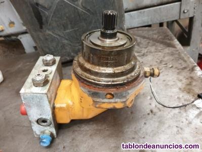 Motor reductor de giro case 1188