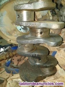 Cigüeñal usado para case 580k