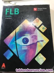 Libro FILOSOFÍA 1º BACHILLERATO VICENS VIVES