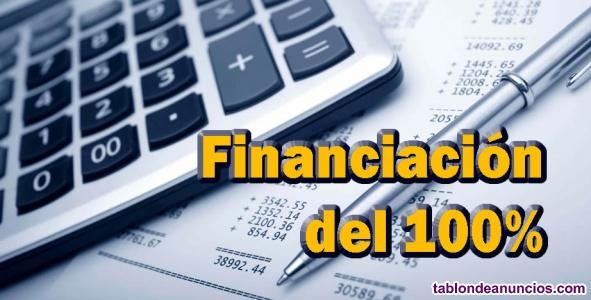 La financiación de la oferta en todo espana