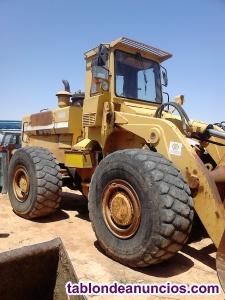 Pala cargadora de ruedas Dresser 545