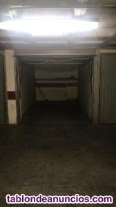 Garaje en zona centro